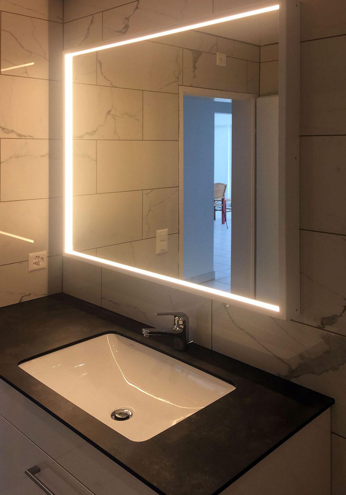 Spiegel Badzimmer